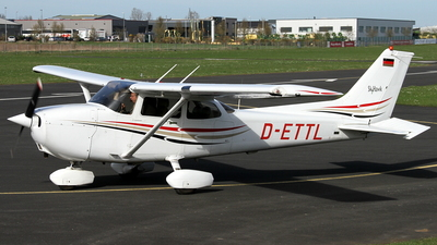 D-ETTL - Cessna 172R Skyhawk II - Aviation Training & Transport Center