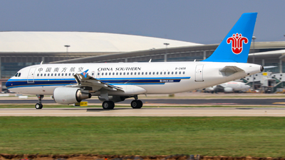 B-2408 - Airbus A320-214 - China Southern Airlines