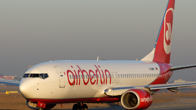 D-ABMK - Boeing 737-86J - Air Berlin