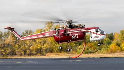 N718HT - Sikorsky CH-54B Skycrane - Helicopter Transport Services