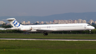 YR-OTH - McDonnell Douglas MD-83 - Tend Air