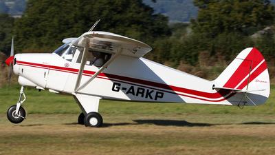 G-ARKP - Piper PA-22-108 Colt - Private
