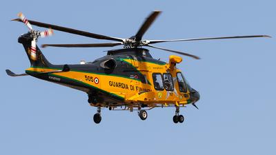 MM82000 - Agusta-Westland AW-169 - Italy - Guardia di Finanza