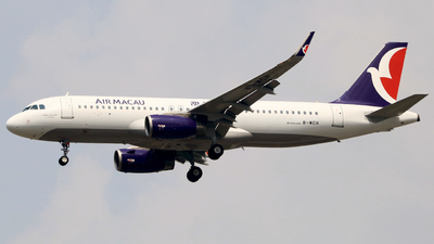 B-MCH - Airbus A320-232 - 7497