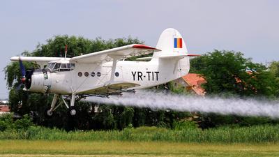 YR-TIT - PZL-Mielec An-2 - Private