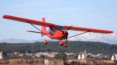 EC-GI7 - Aeroprakt A22L Foxbat - Private