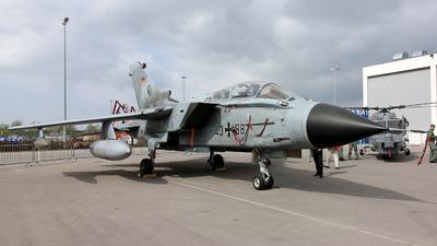 43-98 - Panavia Tornado IDS - Germany - Air Force