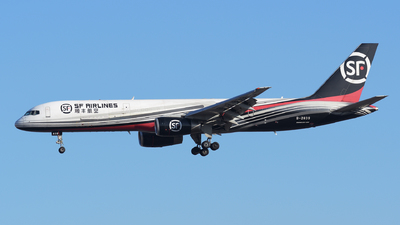 A picture of B2839 - Boeing 7572Z0(PCF) - SF Airlines - © sunshy0621