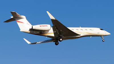 N79999 - Gulfstream G650ER - Private