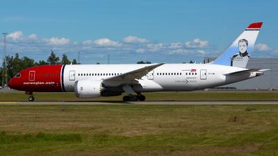 EI-LND - Boeing 787-8 Dreamliner - Norwegian