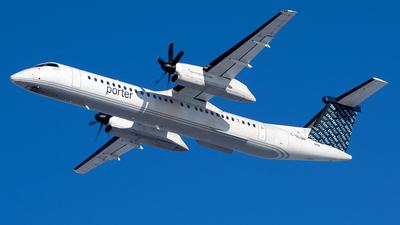 C-GLQN - Bombardier Dash 8-Q402 - Porter Airlines