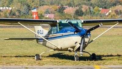 HB-CLU - Cessna R182 Skylane RG II - Alpar Belp