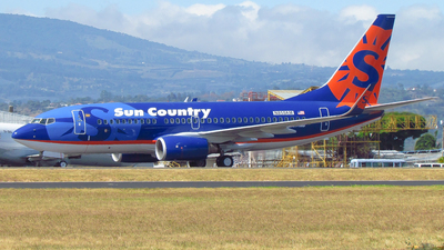 N850AM - Boeing 737-752 - Sun Country Airlines