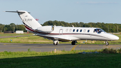 A picture of LXFPF - Cessna 525B CitationJet CJ3 -  - © J.Evrard-AirTeamImages