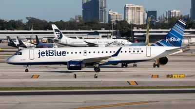 N339JB - Embraer 190-100IGW - jetBlue Airways