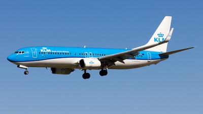 PH-BXW - Boeing 737-8K2 - KLM Royal Dutch Airlines