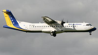 E7-AAE - ATR 72-212 - BH Airlines