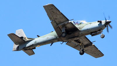 A picture of FAB5921 - Embraer A29B Super Tucano -  - © Kalil Matheus
