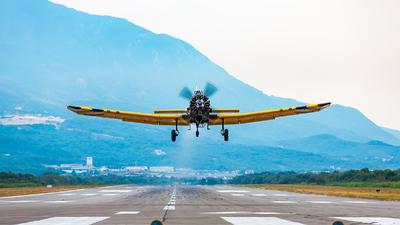 4O-BRS - PZL-Mielec M-18B Dromader - Montenegro - Government