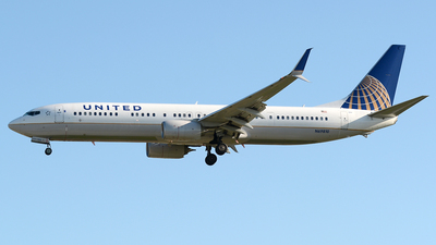 N69810 - Boeing 737-924ER - United Airlines