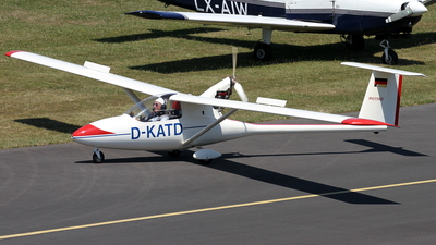 D-KATD - Technoflug Piccolo - Private