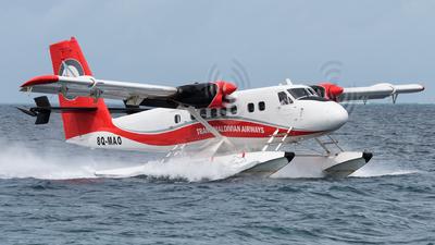 8Q-MAO - De Havilland Canada DHC-6-300 Twin Otter - Trans Maldivian Airways