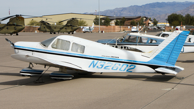A picture of N32602 - Piper PA28140 - [287525088] - © C. v. Grinsven