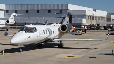 N747DP - Bombardier Learjet 60 - Private