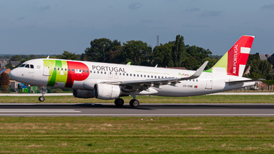 A picture of CSTMW - Airbus A320214 - TAP Air Portugal - © Mats VR