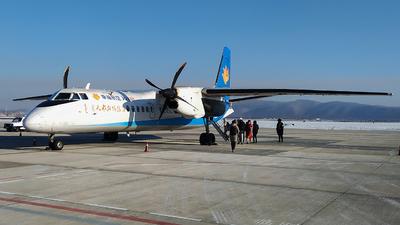 B-5003 - Xian MA-60 - Joy Air