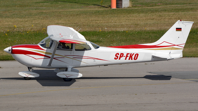 SP-FKO - Reims-Cessna FR172J Reims Rocket - Private