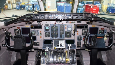 N966TW - McDonnell Douglas MD-83 - American Airlines