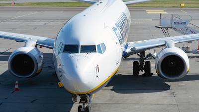 SP-RKM - Boeing 737-8AS - Ryanair Sun