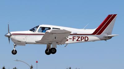 C-FZPD - Piper PA-28R-200 Arrow II - Private
