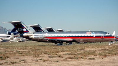 N995VJ - McDonnell Douglas DC-9-31 - US Airways