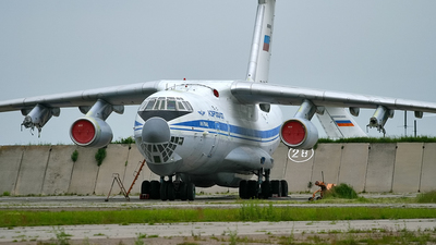 RA-78807 - Ilyushin IL-76MD - Russia - Air Force