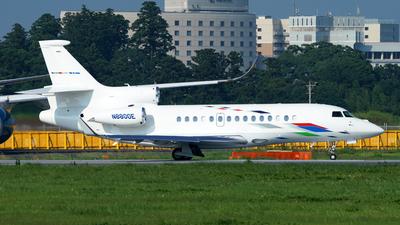 N8800E - Dassault Falcon 7X - Private