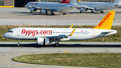 A picture of TCNCS - Airbus A320251N - Pegasus Airlines - © Alp AKBOSTANCI