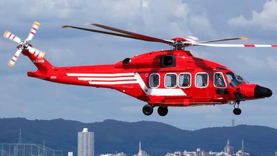 JA24HB - Agusta-Westland AW-189 - Private
