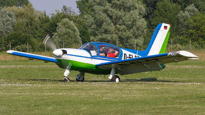 D-ELCZ - Morane-Saulnier MS-893 Rallye 235E - Private