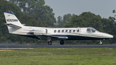 N560MM - Cessna 560 Citation V - Private
