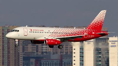 RA-89172 - Sukhoi Superjet 100-95B - Rossiya Airlines