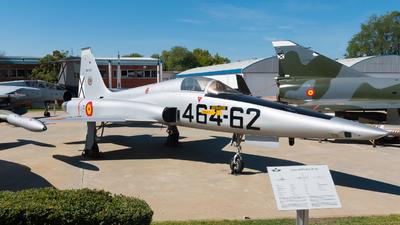AR.9-062 - Northrop RF-5A Freedom Fighter - Spain - Air Force