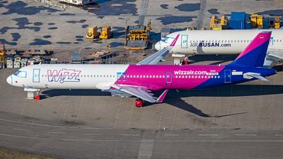 D-AVXQ - Airbus A321-271NX - Wizz Air