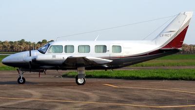 LV-MCY - Piper PA-31-350 Navajo Chieftain - Private