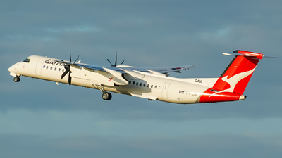 VH-QOF - Bombardier Dash 8-Q402 - QantasLink (Sunstate Airlines)
