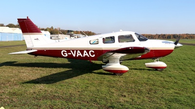 G-VAAC - Piper PA-28-181 Archer III - Private