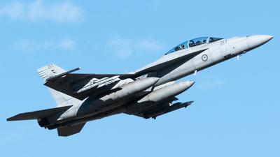 A44-217 - Boeing F/A-18F Super Hornet - Australia - Royal Australian Air Force (RAAF)