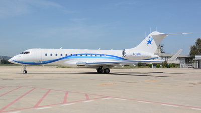 T7-SSB - Bombardier BD-700-1A10 Global 6000	 - Empire Aviation