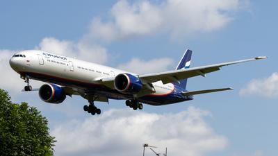 VQ-BUA - Boeing 777-3M0ER - Aeroflot